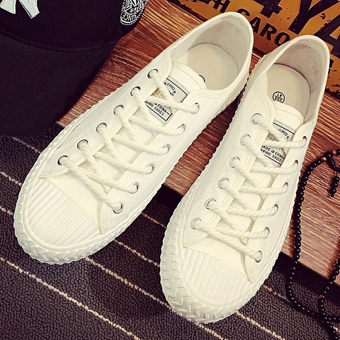 Autre Korea Casual Schoolboys' Flat Sole Canvas Shoes Shoes Shoes à prix pas cher  | Jumia Maroc 641a51