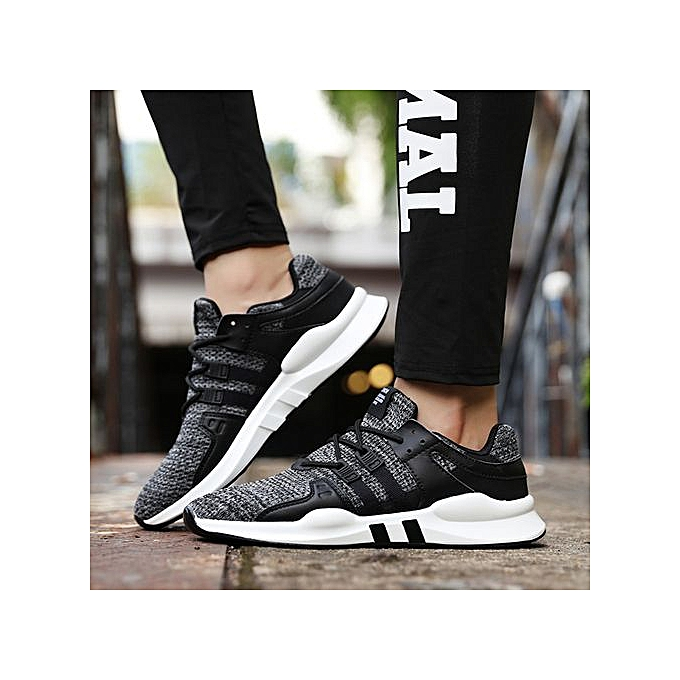 Fashion Featurouge Men's Running chaussures Breathable Gym chaussures Leisure Lace-up Sport chaussures à prix pas cher