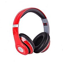 Casque audio sans fil TM-01S Bluetooth, pliable, stéréo, bass, microphone 34d725aa01ff