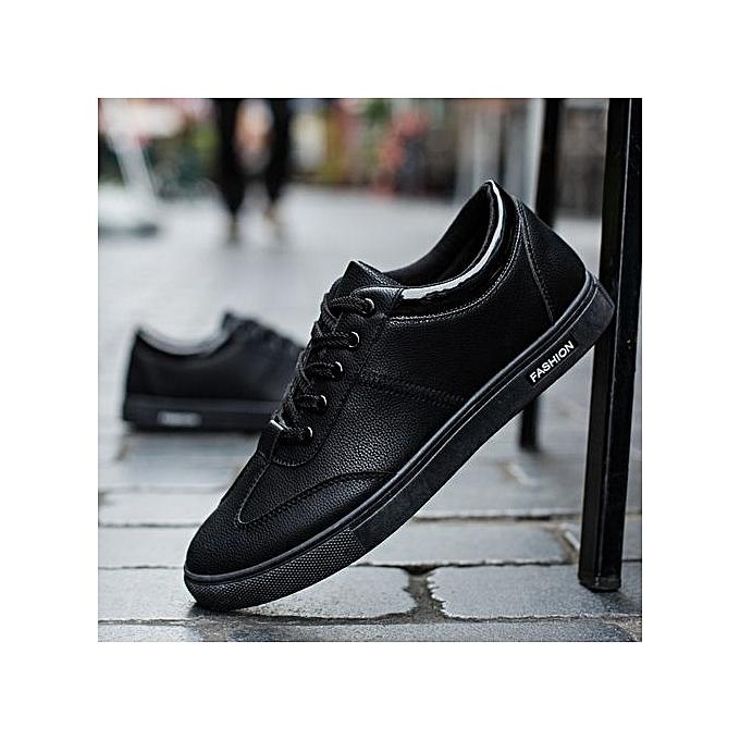 OEM nouveau Décontracté hommes chaussures students tide chaussures hommes chaussures chaussures chaussures imperméable Faible chaussures blanc chaussures-noir à prix pas cher