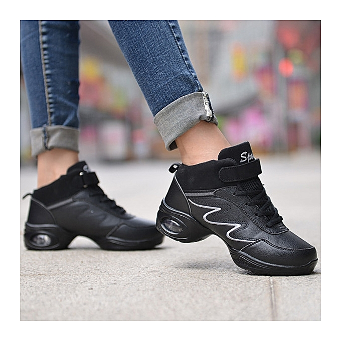 Fashion femmes Casual Lace Up Dancing chaussures Soft Sole Breathable Athletic chaussures à prix pas cher    Jumia Maroc