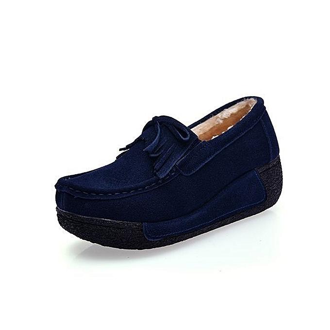 Fashion Nice Chaussures Compensés - bleu à prix pas cher    Jumia Maroc