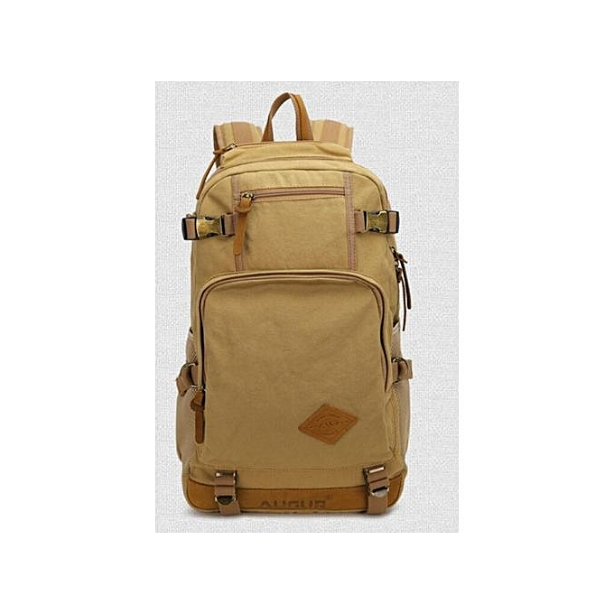 Fashion Canvas schoolbag Backpack Hike Mountaineering Daypacks à prix pas cher