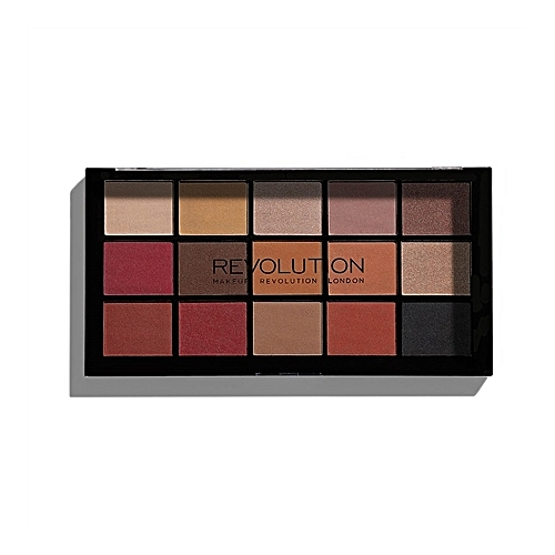 Makeup Revolution Loaded Iconic À Commandez Palette Re Vitality aqUxAZZSw