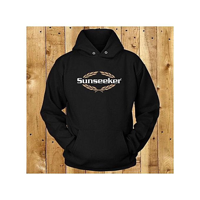 Generic Men's Sunseeker Yachts Motor Boat Logo Fashion Hoodie Classic Tops à prix pas cher