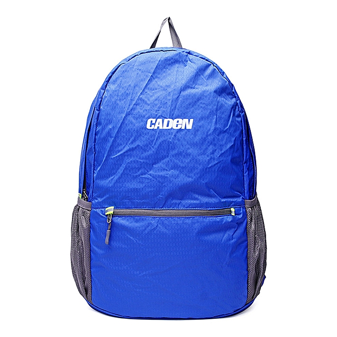 Generic CADEN H6 portable imperméable grand capacité de plein air Folding sac à dos sac à prix pas cher