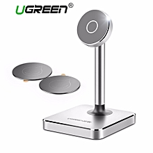 UGREEN Magnetic Desk Phone Mount Tabletop Stand Cell Phone Holder for iPhone 8, Google Pixel