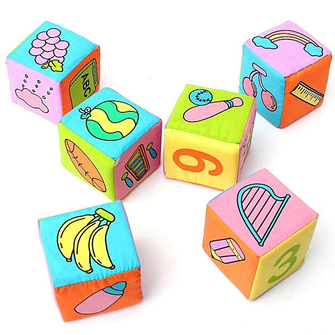OEM Haute qualité Itty-Bitty Multifonctionnel Soft Hochet Blocs pour Bébé Enfants D'apprentissage Et Jouets Éducatifs Cadeaux à prix pas cher