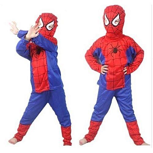 Spider Man Déguisement Spiderman à prix pas cher   Jumia Maroc 999687841cc2