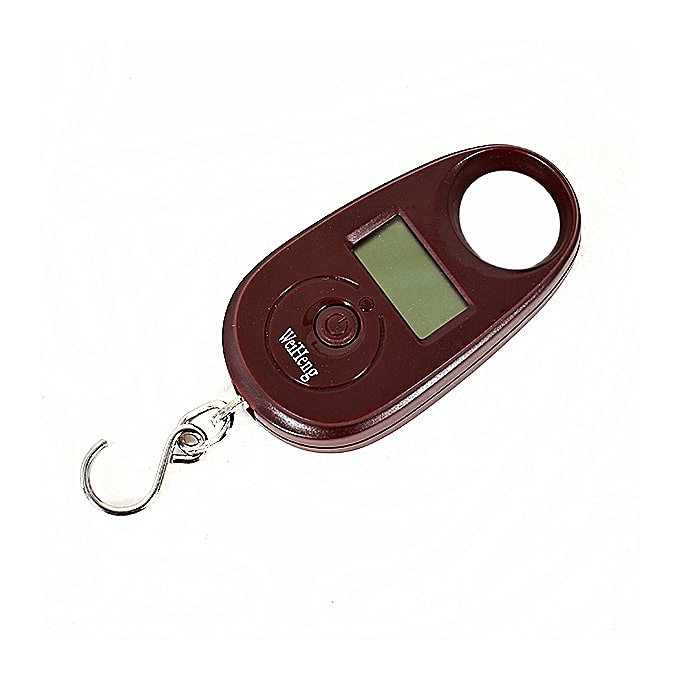 Other Mini Hand Held Portable Balance Electronic Coffee Hook Hanging Fishing Pocket Weigh LCD Display Digital Scale 15KG 5G(Dark Khaki) à prix pas cher