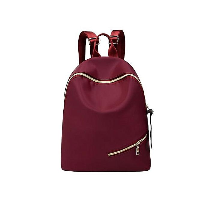 mode Tectores femmes Girl Oxford Cloth sac à dos Student Satchel voyage School sac à dos sac à prix pas cher