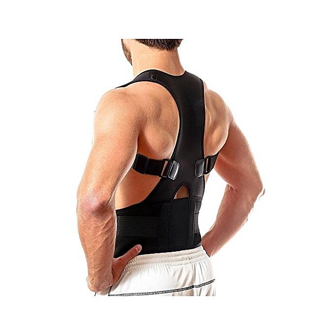 CY Support correcteur posture   ceinture médicale de dos à prix pas ... fd35c3d6419