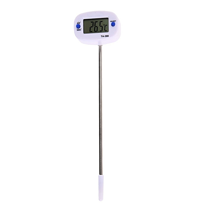 Other Digital LCD Food BBQ Meat Cooking Probe Thermometer LJMALL à prix pas cher
