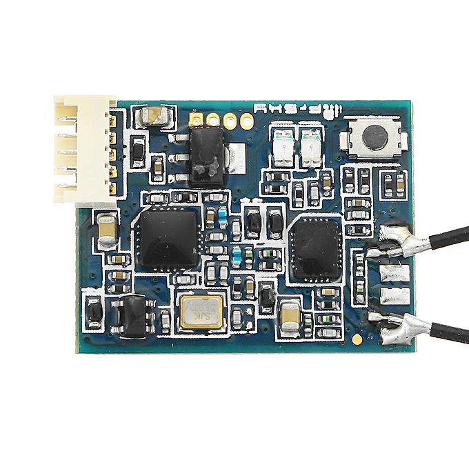 OEM FrSky XSR Prise en charge des sorcravates CPPM du récepteur S-Bus 2,4 GHz 16CH ACCST X9D X9E X9DP X12 à prix pas cher