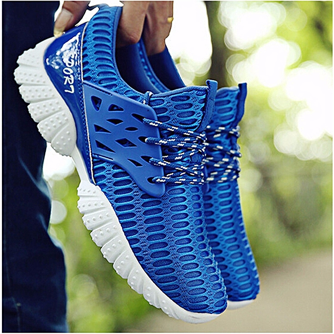 Fashion Men's Athletic baskets Trainers Running Gym Tennis Walking Casual Sport chaussures à prix pas cher