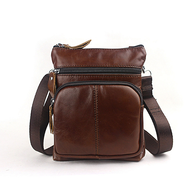 Fashion Luxury Brand Messenger Bag Men Shoulder bag  Leather Small male homme Crossbody bags for Messenger men Leather bags Handbag à prix pas cher