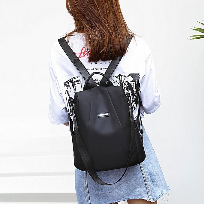 mode Singedan Shop femmes voyage sac à dos voyage sac anti-theft Oxford cloth sac à dos à prix pas cher