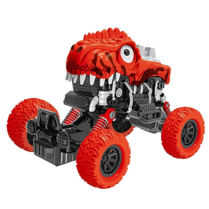 Generic Inertia Four-Wheel Drive Off-Road Vehicle Simulation Model Toy   voiture Model RD à prix pas cher