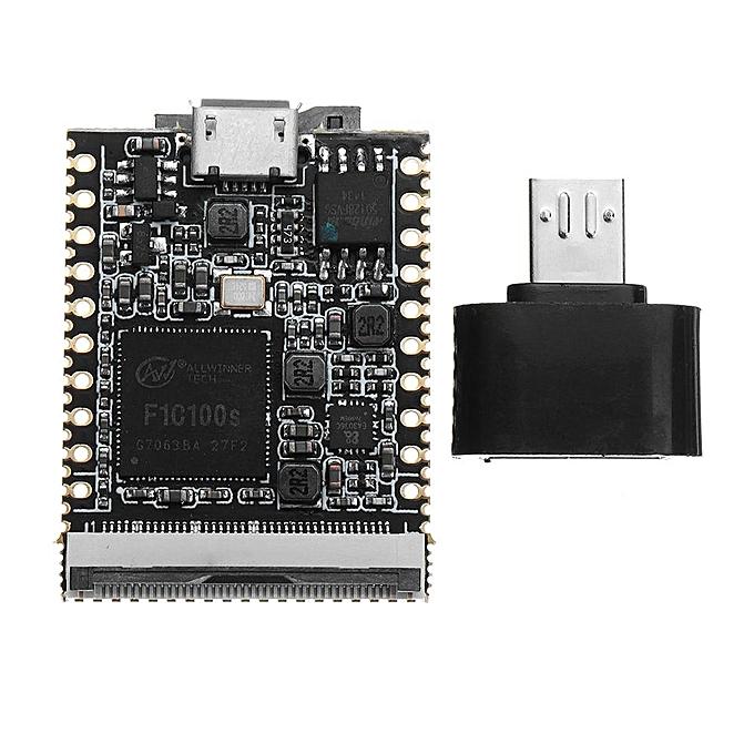 UNIVERSAL Lichee Pi NanoF(16M) Cross-Border Core Board ARM 926EJS 32MB DDR Development Board Mini PC à prix pas cher