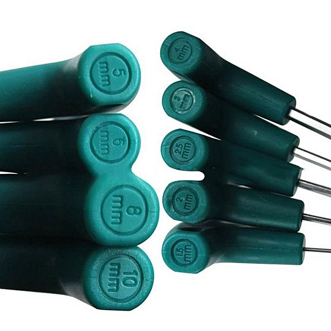 Autre Hex Socket Screwdriver H1.5mm-10mm 5mm T-Handle Wrench Allen Screws Tools JDH99(H4mm) à prix pas cher