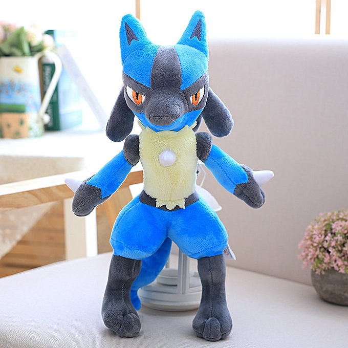 Autre Zombie Plush Toy Janpanese Movie Action Figure Mimikyu Toy cute Bewear Game doll Piplup Vulpix fox Incinoirar Luvoitureio(Luvoitureio  30cm) à prix pas cher