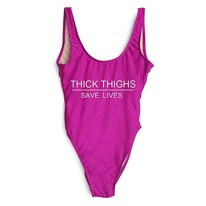 Autre Swimsuit Summer Swimwear femmes Taille Bodysuit High Cut Bathing Suit maillot de bain(PLWT) à prix pas cher