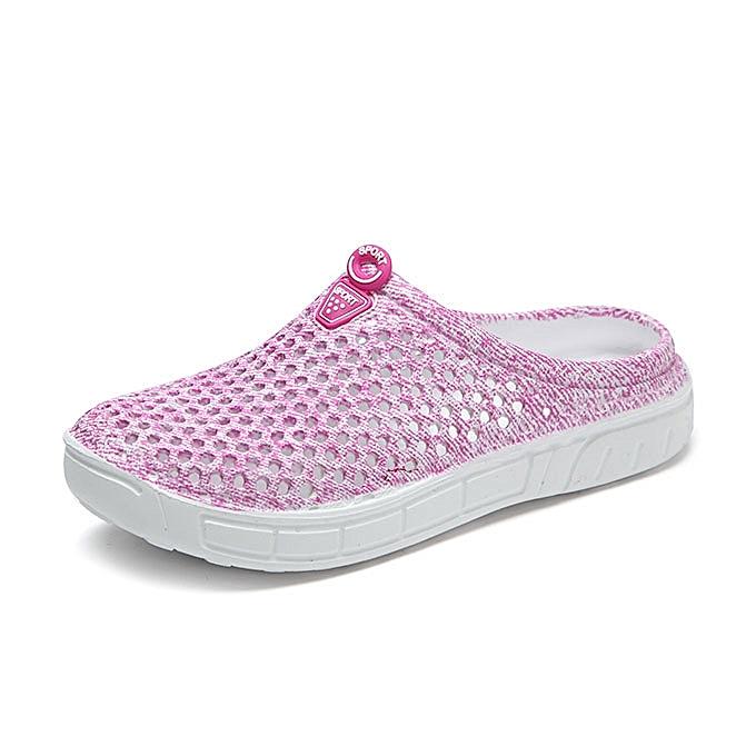 Fashion Casual Slip On Light Breathable Beach Flat chaussures à prix pas cher    Jumia Maroc