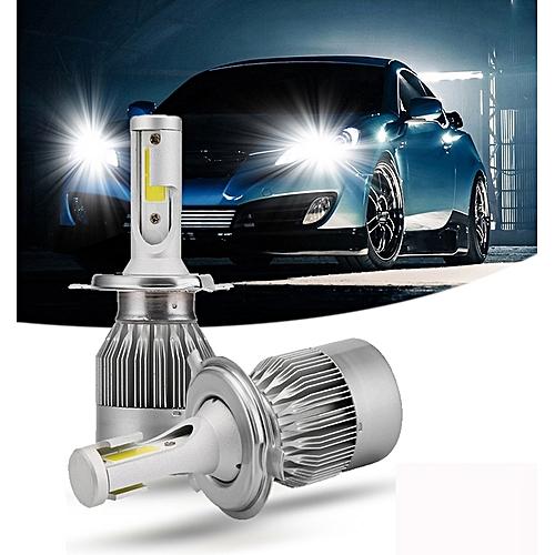 commandez générique jeux de lampes led de voiture c6 h4 à prix pas