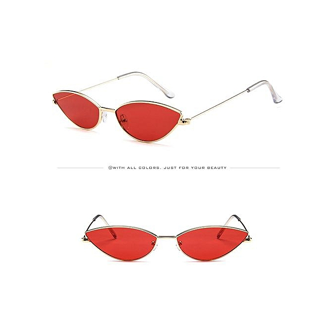 25bf9c9a6871 Eclipse Glasses Mens Womens Small Frame Cat Eye Oval Retro Vintage  Sunglasses Eyeglasses