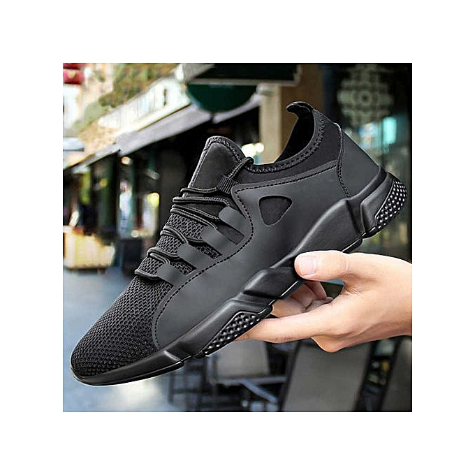 OEM Men's fashion fitness mesh sports wear casual chaussures à prix pas cher