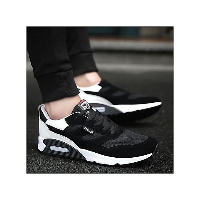 Other Men's Breathable Jogging chaussures Thick Sole air cushion chaussures à prix pas cher