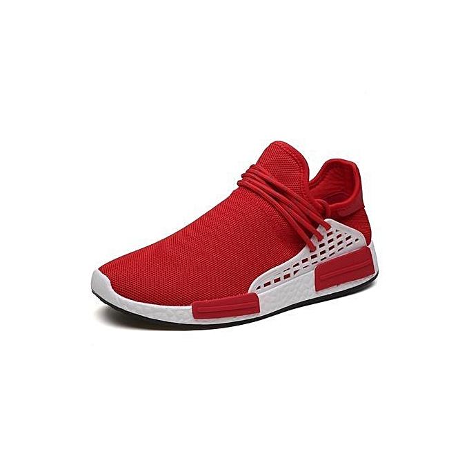 OEM Hommes paniers FonctionneHommest respirant Anti-Slip Sports chaussures-rouge à prix pas cher