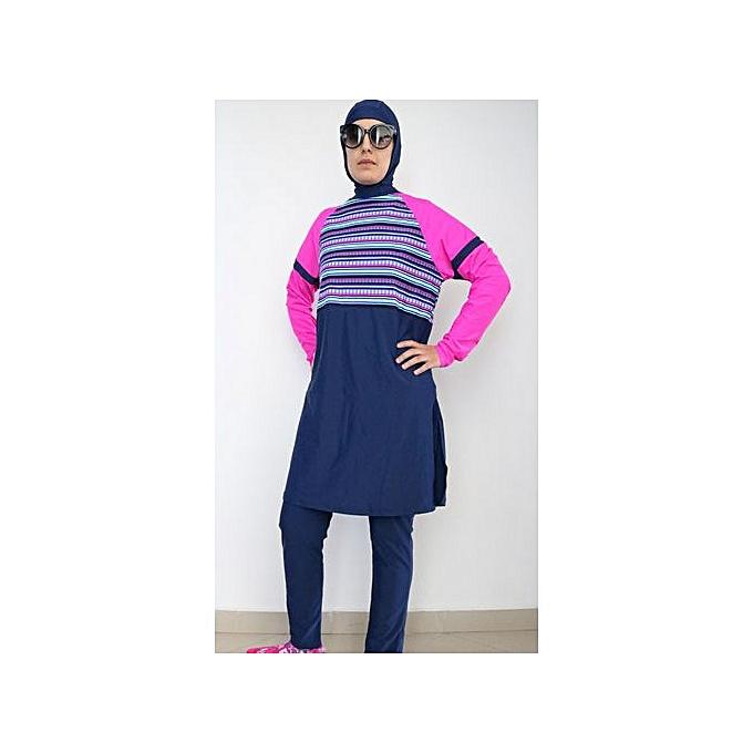 EL NASR Maillots de bain islamique pour femme tendances 2019 importe de koweït à prix pas cher