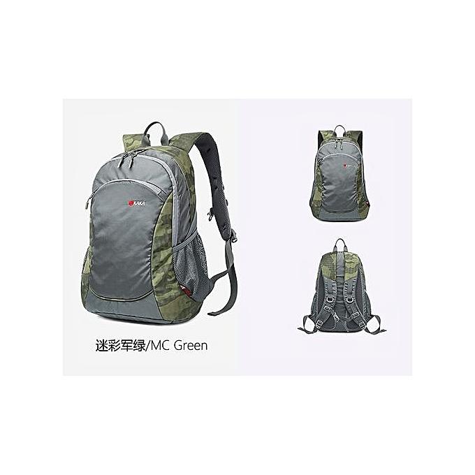 Generic Hommes &femmes practical sac à doss student voyage sacs à prix pas cher