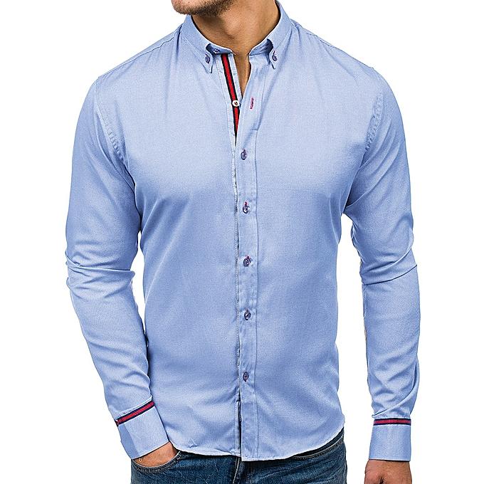 mode Hommes impression Tees Shirt manche courte T Shirt chemisier XL -noir à prix pas cher