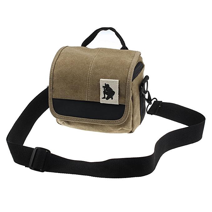 OEM SLR Digital Camera Case Shoulder sac sac à dos For Canon For Sony BW à prix pas cher