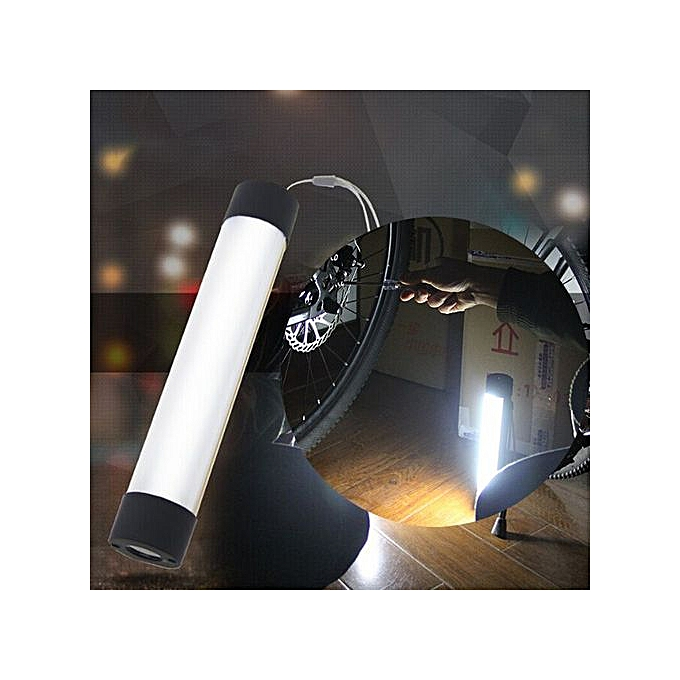 Generic Xiuxingzi_33LED Camp Emergency Flashlight Bright Light USB Charging Tent Lights Outdoor à prix pas cher