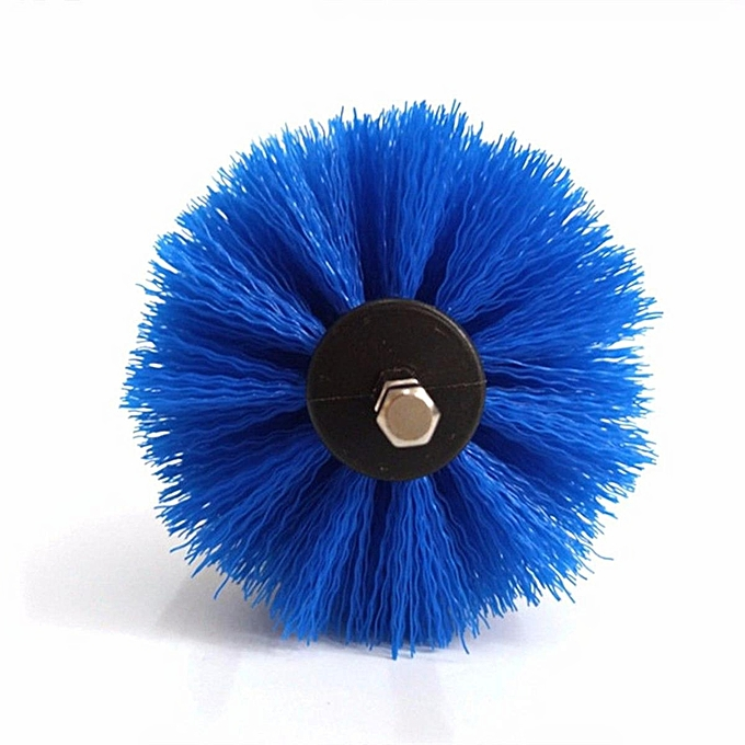UNIVERSAL 3.5  Electric Drill Cleaner Tire Brush Ball Power Scrubber Tub Cleaning Combo à prix pas cher