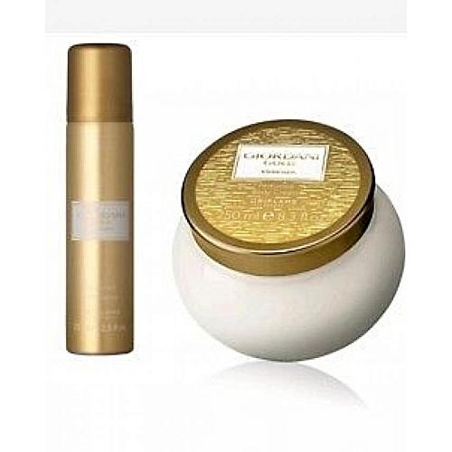 Corps Ml Parfumée Pour Le Gold Crème Essenza250 Giordani K3lFJu51cT