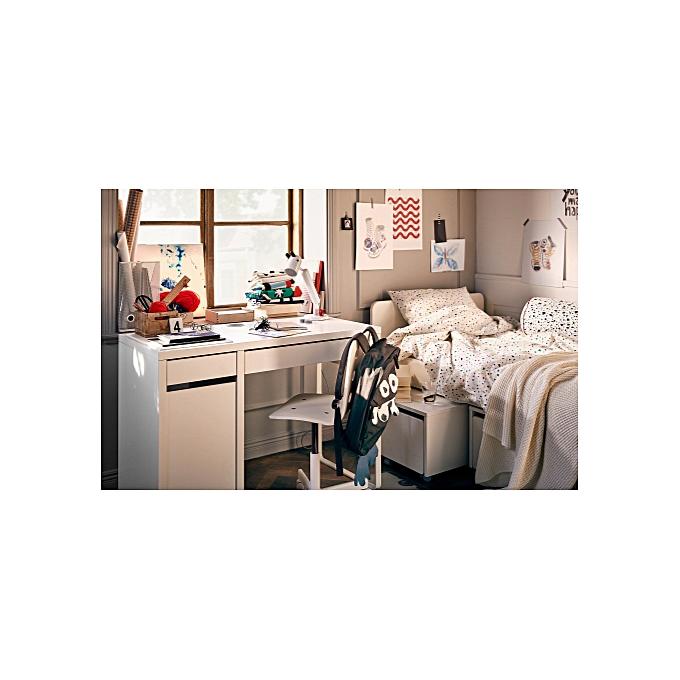 Ikea Bureau blanc 105 x 50 cm à prix pas cher