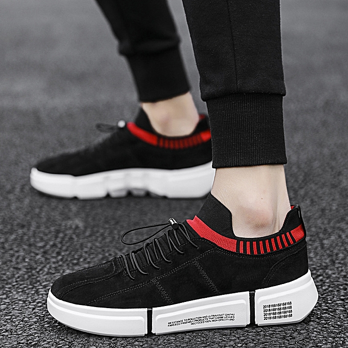 Fashion chaussures sports chaussures male Korean version of the wild casual chaussures old chaussures running hommes chaussures à prix pas cher    Jumia Maroc