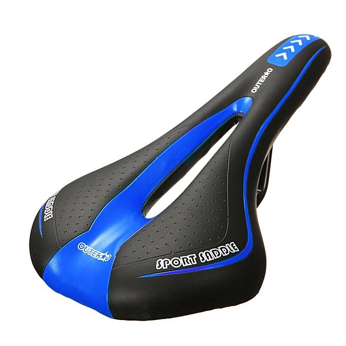 UNIVERSAL Comfort Gel Bicycle Bike Cycling Seat Saddle Cushion Pad MTB Mountain Road 27x14 à prix pas cher