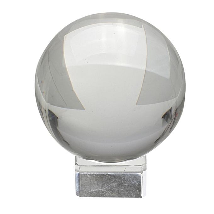 UNIVERSAL Asian Rare Natural Quartz Clear Magic Crystal Healing Ball Sphere 60mm +Stand  nouveau à prix pas cher