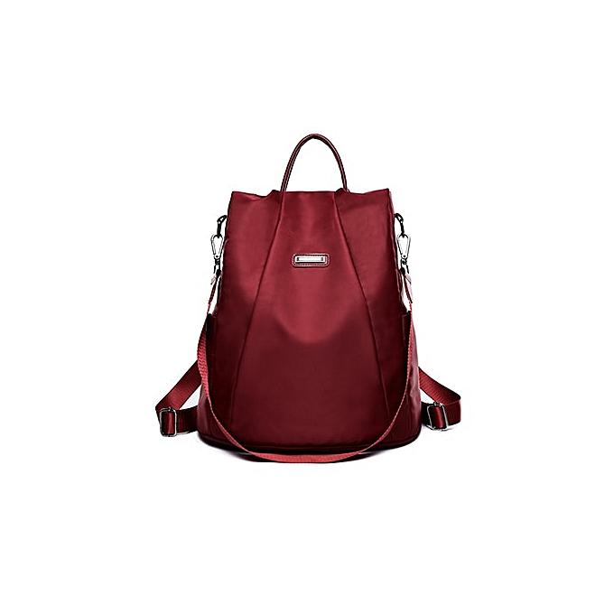 Fashion DIZHIGE Brand Anti-theft Oxford Backpack Female Designer School Bags For Teenager Girls Waterproof Travel Backpack femmes Bagpack à prix pas cher