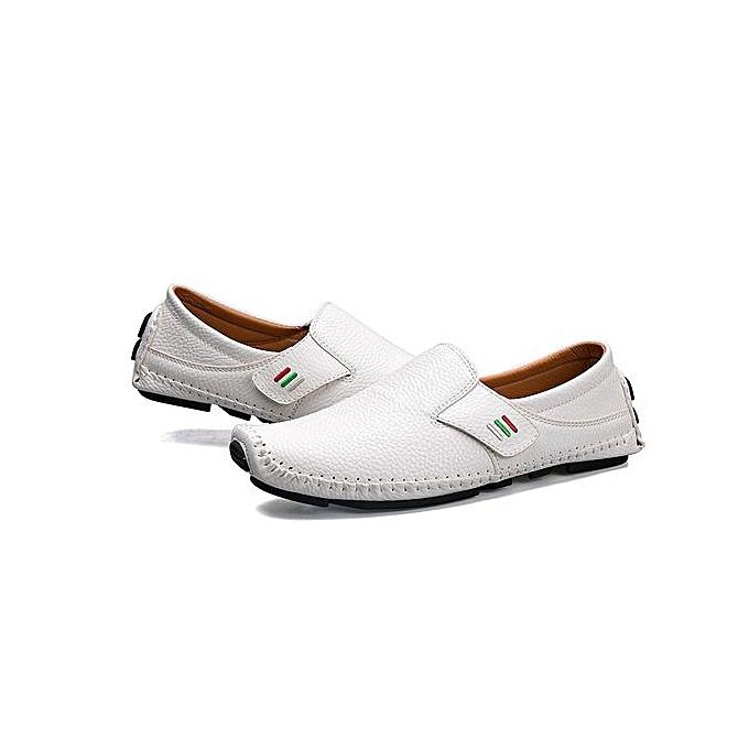 Zant Genuine Leather Loafers  's Casual Business Moccasins Shoes prix à prix Shoes pas cher  | Black Friday 2018 | Jumia Maroc 9c65b3