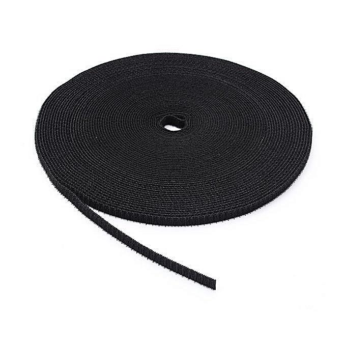 UNIVERSAL Wrap Strap Cable (noir) à prix pas cher