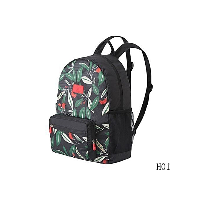 Fashion Folding Print Travel Backpack  Backpack Waterproof Folding Bag  Outdoor Large Capacity Travel Bag à prix pas cher