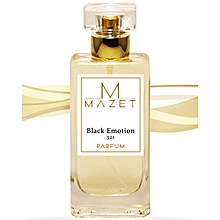 0d8110028 Générique de Black Opium, Yves Saint Laurent - Black Emotion, Parfum 50ml  Femme