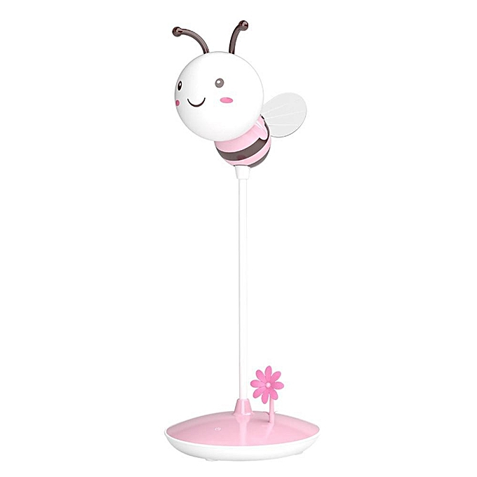 Louis Will LED Night Light Modern 3D Creative Bumble Bee Chargeable Desk Lamp, Touch-style Night Light Dimmable Lamp For Baby Bedroom, Students, Home And Office Decoration, Christmas Birthday Gift à prix pas cher
