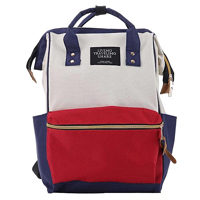 Fashion Fashion femmes Backpacks Female Denim School Bag For Teenagers Girls Travel bag à prix pas cher